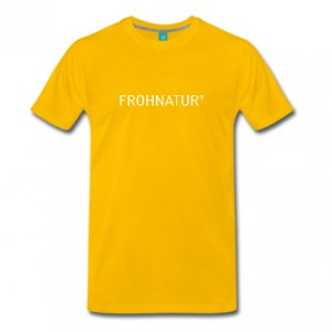FROHNATUR Premium T-Shirt Herren