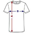 T-Shirt Herren Masse