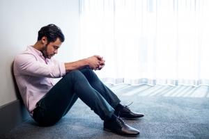 Typische Symptome für Winterblues/-depressionen: Energielosigkeit